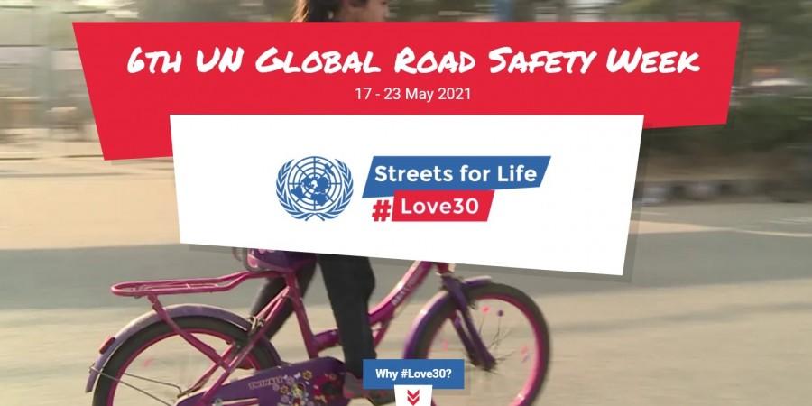 Δρόμοι Ζωής – 30Km/h  στις κατοικημένες περιοχές ΤΩΡΑ!!!
