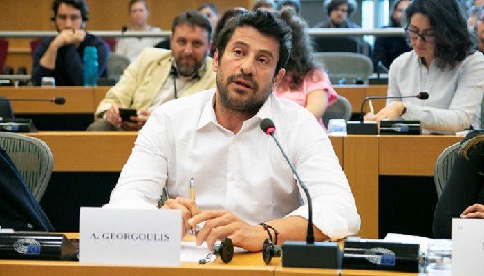 Α. Γεωργούλης: Ο Πολιτισμός ενώνει τις έξι πολιτικές ομάδες του Ευρωπαϊκού Κοινοβουλίου